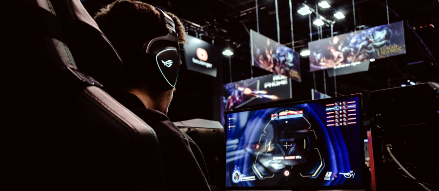 The motivations of esports players